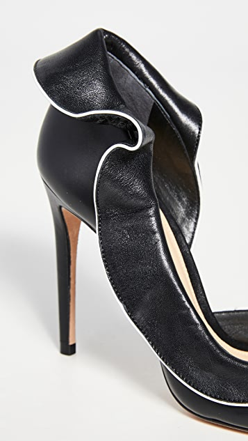Alexandre Birman Iris 100mm Pumps