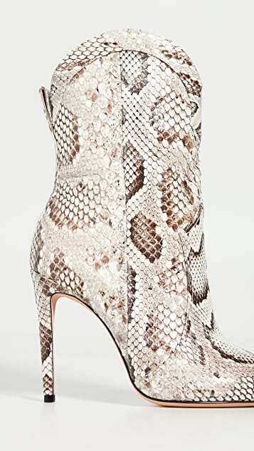 Alexandre Birman Esther 100 Exotic Boots