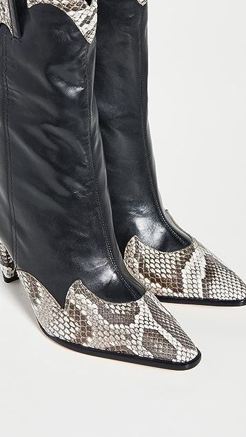 Alexandre Birman Estelle Boots