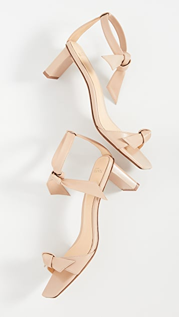 Alexandre Birman Clarita Square Pillar 凉鞋 50mm