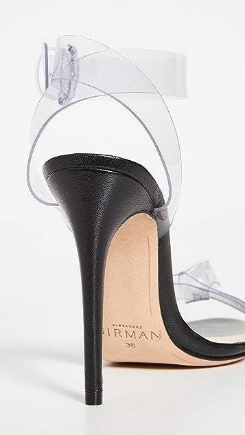 Alexandre Birman Clarita PVC 凉鞋 100mm