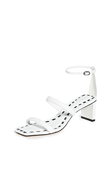 Alexandre Birman Lally Sandals 50mm