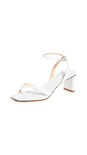 Alexandre Birman Nelly Square Sandals
