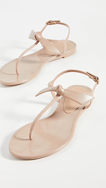 Alexandre Birman Clarita Jelly Sandals