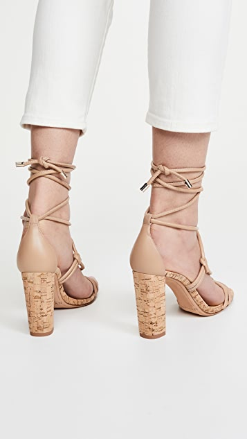 Alexandre Birman Rebecca Block 凉鞋 90mm