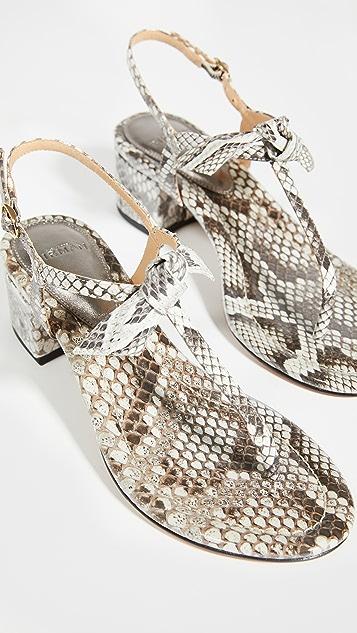 Alexandre Birman 45mm Clarita T Sandals