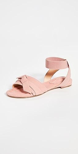 Alexandre Birman - Clarita Elastic Flat Sandals