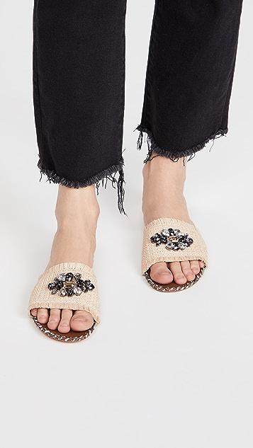 Alexandre Birman Ludovica 平底凉鞋
