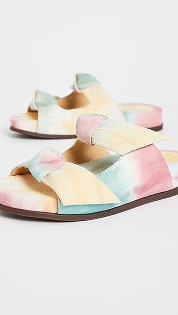 Alexandre Birman Clarita 扎染便鞋