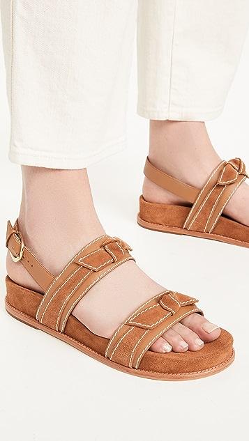 Alexandre Birman Clarita Sport Sandals