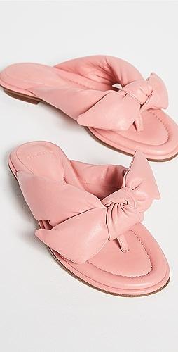 Alexandre Birman - Clarita 柔软平底凉鞋