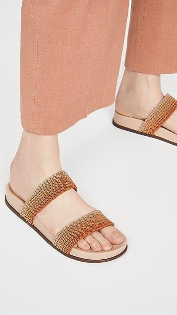 Alexandre Birman Georgia 凉拖鞋