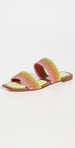 Alexandre Birman - Georgia 平底凉鞋