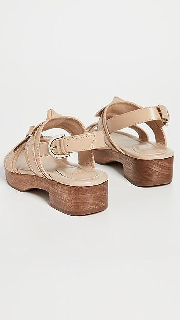 Alexandre Birman Clarita Clog Sandals