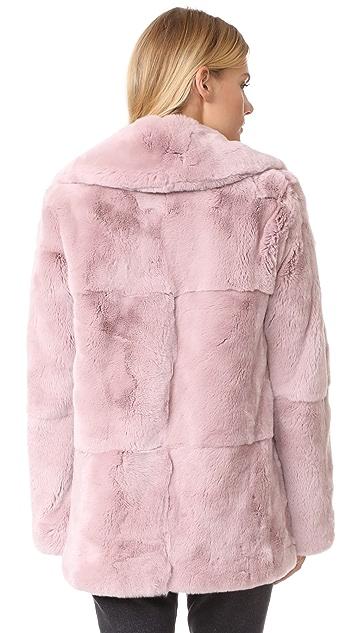 A.L.C. Stone Coat