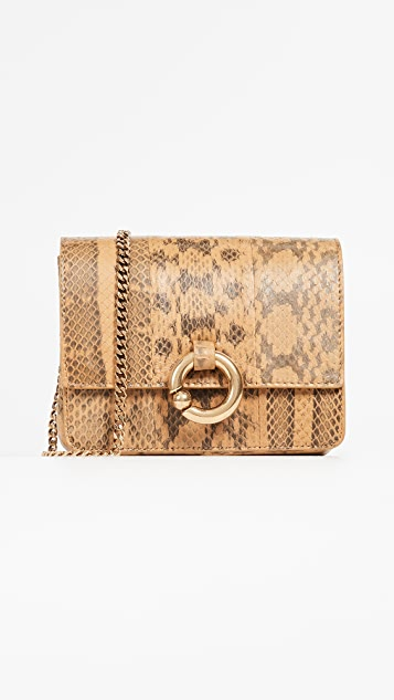 A.L.C. Baby Charlie Cross Body Bag - Honey
