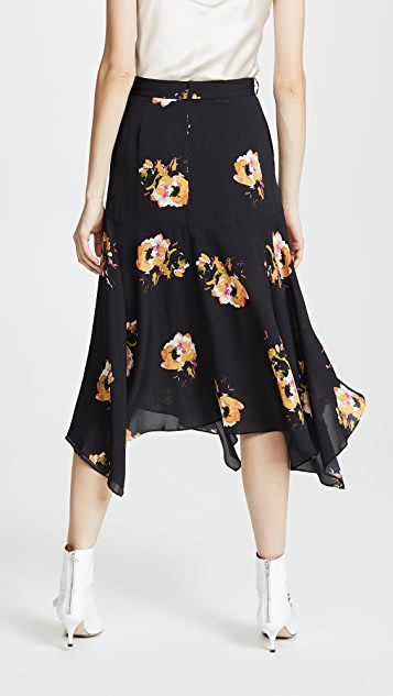 A.L.C. Borden Skirt