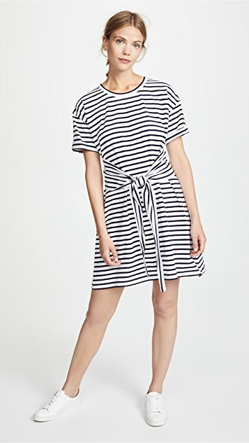A.L.C. Raleigh Striped Dress