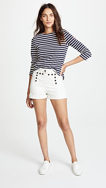 A.L.C. Pierce Shorts