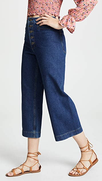 A.L.C. Jonah Denim Pants