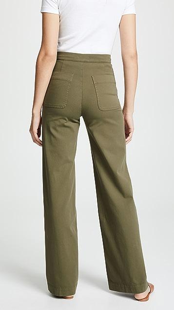 A.L.C. Jordan Pants
