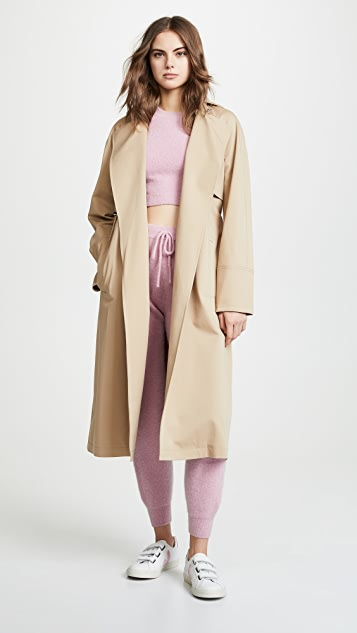 A.L.C. Andover Trench Coat