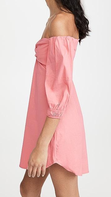 A.L.C。 Mila 连衣裙