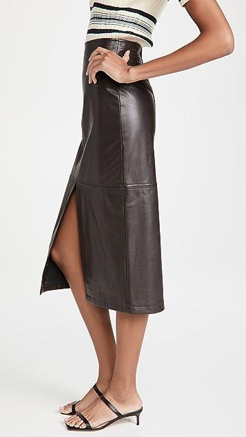 A.L.C. Moss Skirt