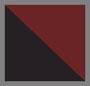 Black/Red Multi