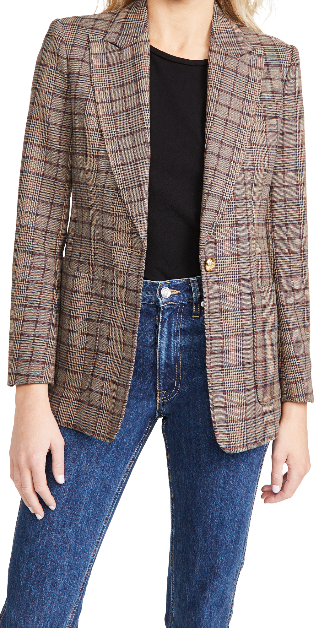 A.L.C. Hicks Blazer