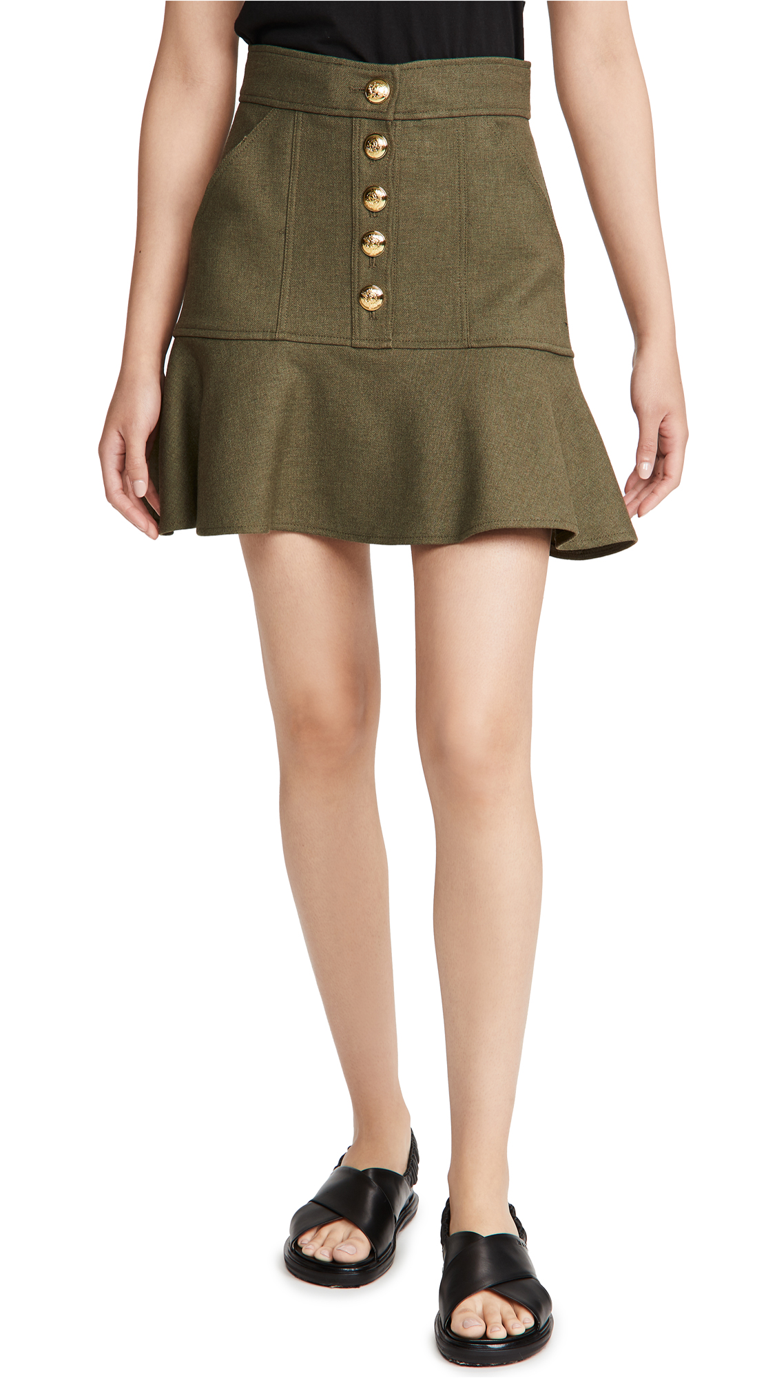 A.L.C. Malley Skirt