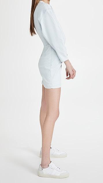 A.L.C。 Crosby 连衣裙