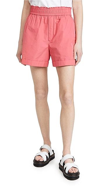 A.L.C。 Kaleb 短裤