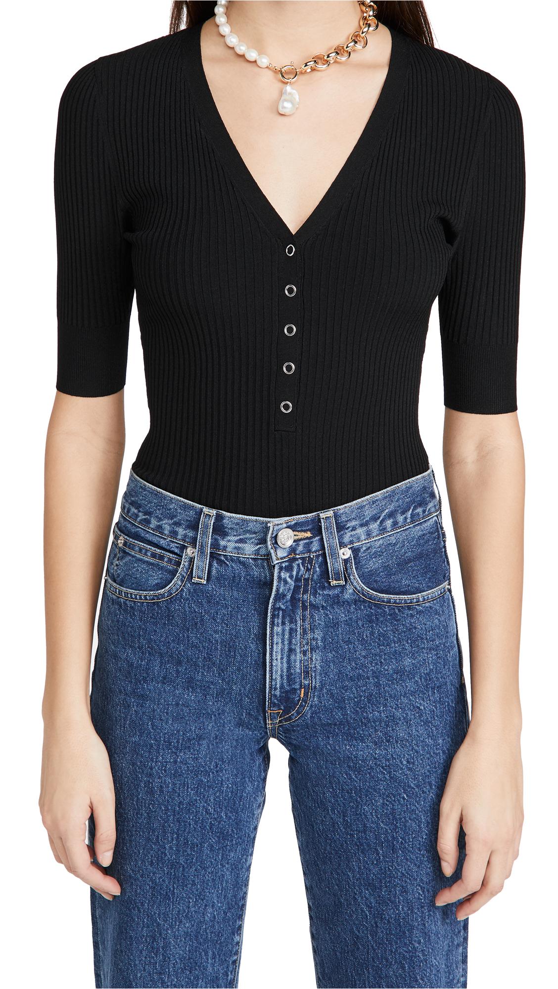 A.L.C. Toni Thong Bodysuit