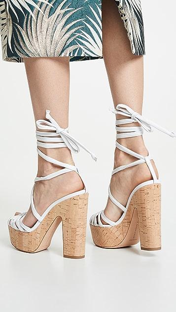 Alchimia di Ballin Bikini Platform Sandals