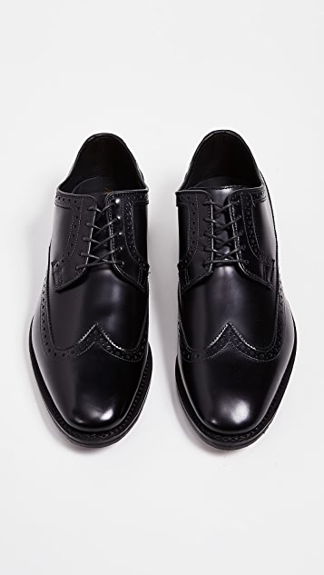 Allen Edmonds Greene Street Brogue Shoes