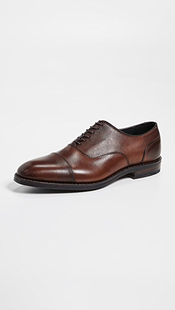Allen Edmonds Bond Street Cap Toe Shoes