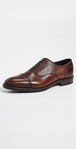 Allen Edmonds - Bond Street Cap Toe Shoes