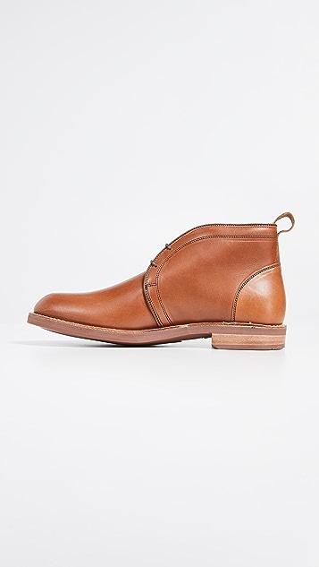 Allen Edmonds Nomad Chukka Boots