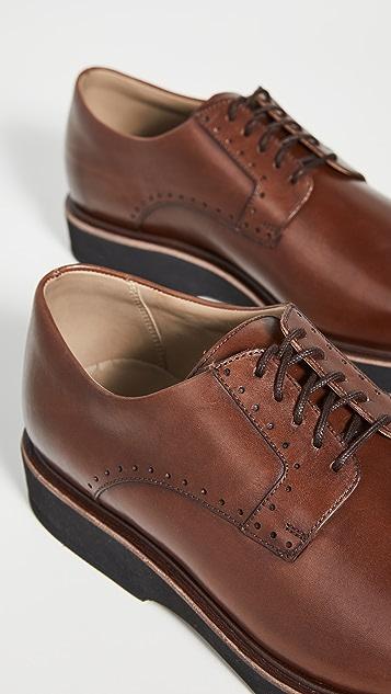 Allen Edmonds Brooklyn Light Derby Shoes