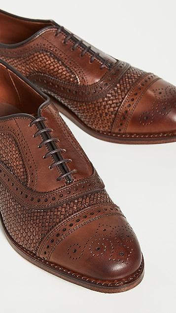 Allen Edmonds Strand Weave Shoes