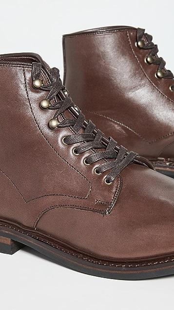 Allen Edmonds Higgins Mill Weatherproof Boots