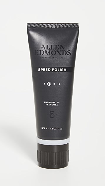 Allen Edmonds Speed Polish - Black