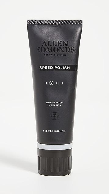 Allen Edmonds Speed Polish - Brown