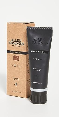 Allen Edmonds - Speed Polish - Walnut