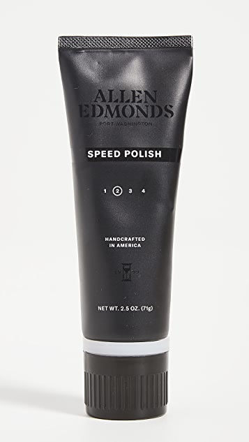 Allen Edmonds Speed Polish - Chili