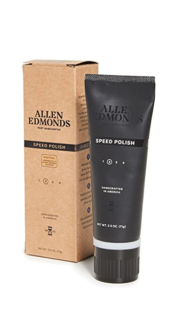 Allen Edmonds Speed Polish - Natural