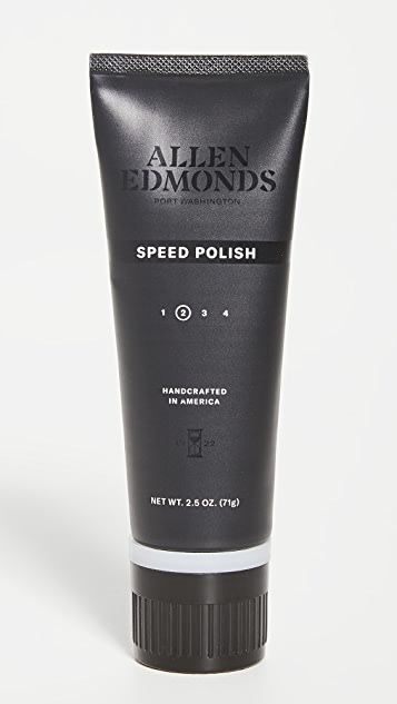 Allen Edmonds Speed Polish - Natural