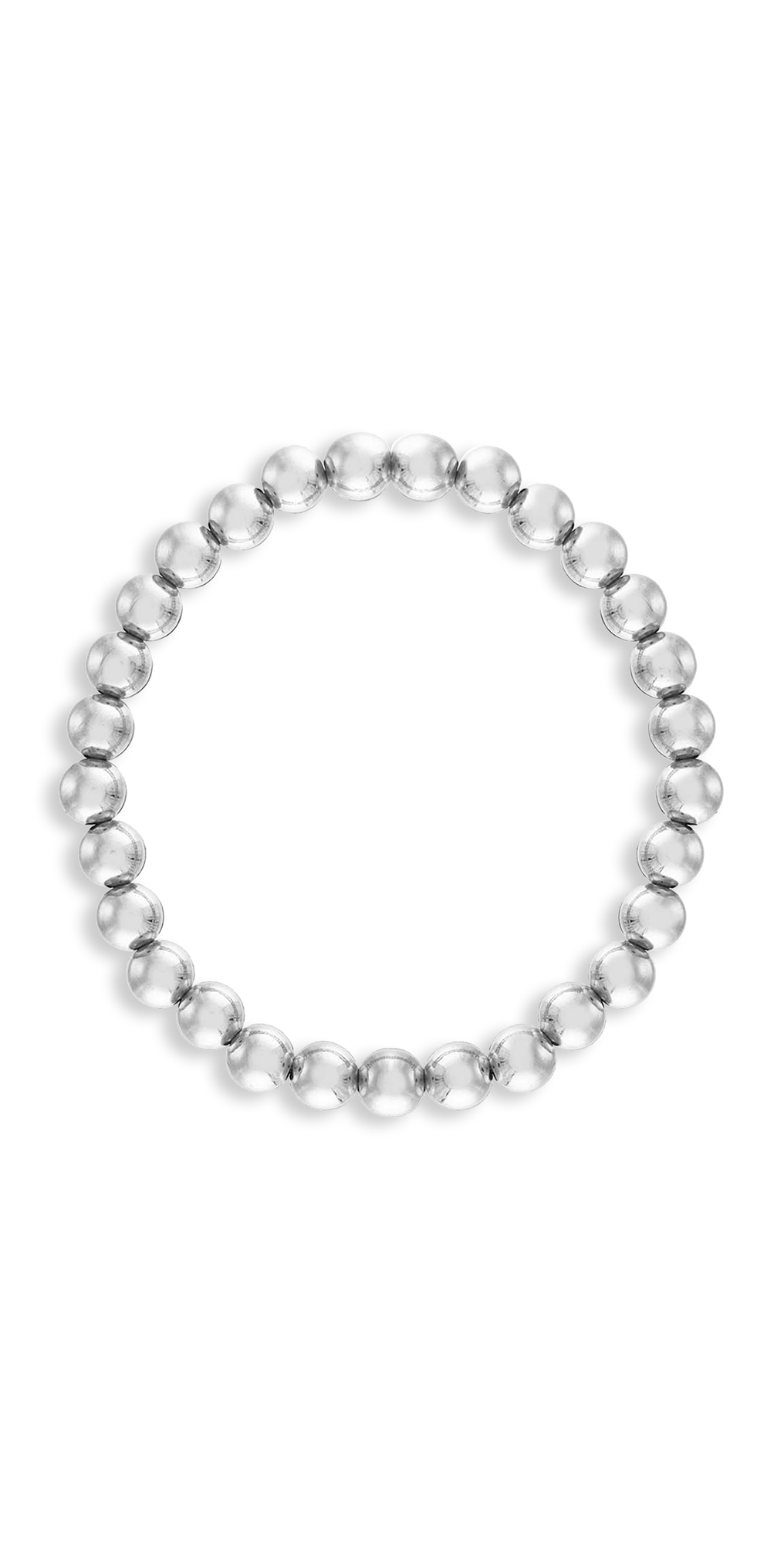 5mm Sterling Silver Bracelet