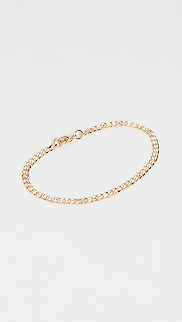 Alexa Leigh Curb Chain Bracelet